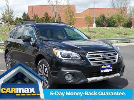 2015 Subaru Outback 3.6R Limited AWD 3.6R Limited 4dr