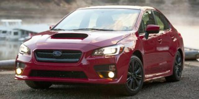 2015 Subaru WRX Base AWD 4dr Sedan