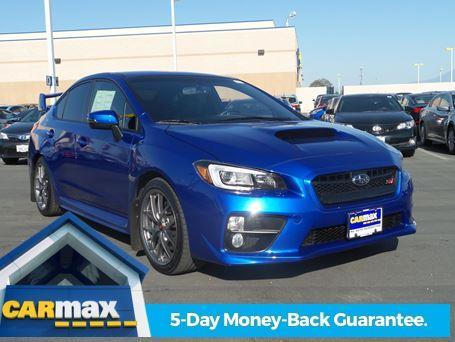 2015 subaru wrx sti limited awd sti limited 4dr sedan for sale in fremont california classified. Black Bedroom Furniture Sets. Home Design Ideas
