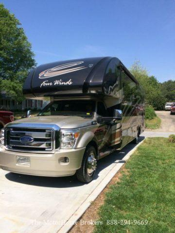 2015 Thor Four Winds 35SK Super C Diesel