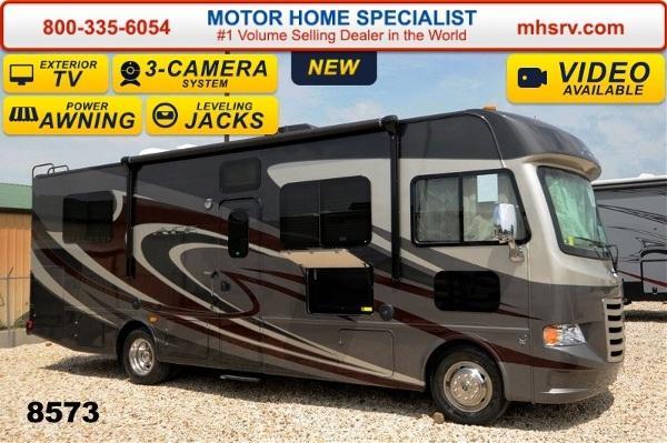 2015 thor motor coach a c e 29 2 ace w slide jacks 3 cam for Thor motor coach ace reviews