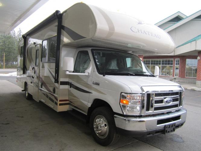 2015 Thor Motor Coach Chateau 28z 2015 Car For Sale In Spokane Wa 4281588193 Used Cars On