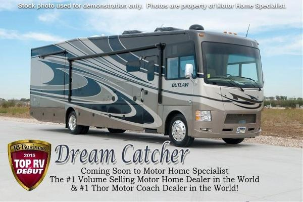 2015 Thor Motor Coach Outlaw Residence Edition 38RE 26K