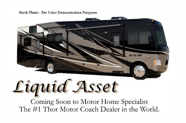 2015 thor motor coach outlaw residence edition 38re bath for Best motor coach reviews