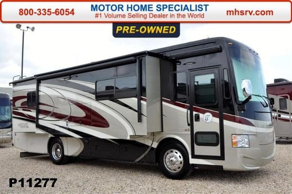 2015 tiffin motorhomes allegro red 33aa w 4 slides for for Motor home specialist inc alvarado texas