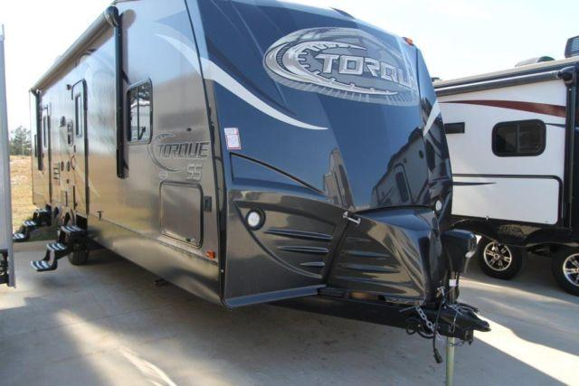 2015 Torque 290 Bumper Pull Toy Hauler For Sale In