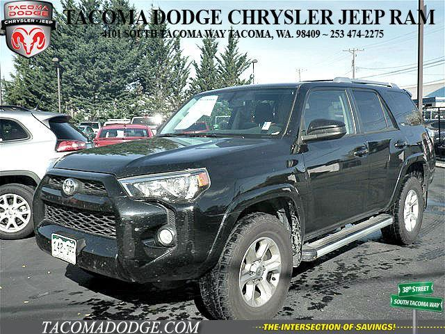 2015 toyota 4runner limited awd limited 4dr suv for sale in tacoma washington classified. Black Bedroom Furniture Sets. Home Design Ideas