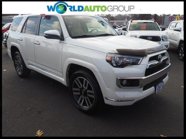 2015 Toyota 4Runner Limited AWD Limited 4dr SUV