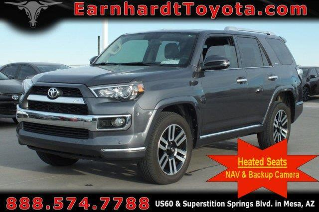 2015 toyota 4runner limited awd limited 4dr suv for sale in mesa arizona classified. Black Bedroom Furniture Sets. Home Design Ideas