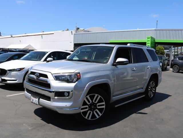 2015 toyota 4runner limited awd limited 4dr suv for sale in burlingame california classified. Black Bedroom Furniture Sets. Home Design Ideas