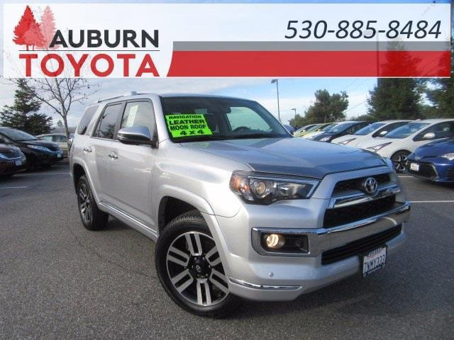 2015 toyota 4runner limited awd limited 4dr suv for sale in auburn california classified. Black Bedroom Furniture Sets. Home Design Ideas