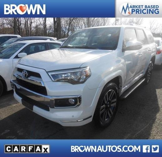 2015 toyota 4runner limited awd limited 4dr suv for sale in charlottesville virginia classified. Black Bedroom Furniture Sets. Home Design Ideas