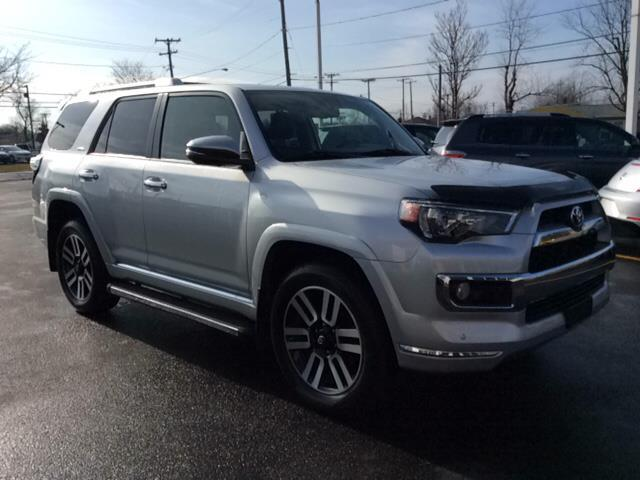 2015 toyota 4runner limited awd limited 4dr suv for sale in amherst new york classified. Black Bedroom Furniture Sets. Home Design Ideas