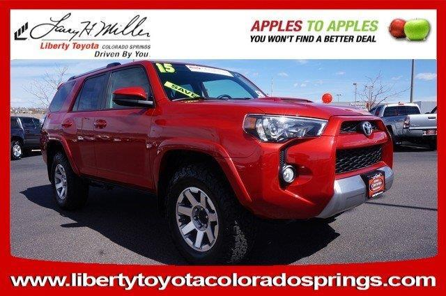 2015 toyota 4runner limited awd limited 4dr suv for sale in colorado springs colorado. Black Bedroom Furniture Sets. Home Design Ideas