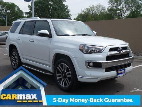 2015 toyota 4runner limited awd limited 4dr suv for sale in minneapolis minnesota classified. Black Bedroom Furniture Sets. Home Design Ideas