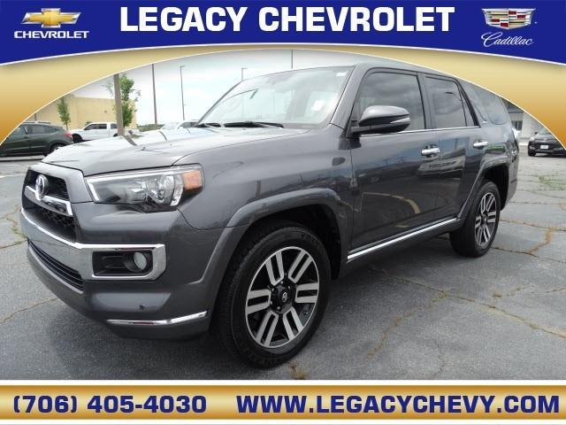 2015 toyota 4runner limited awd limited 4dr suv for sale in columbus georgia classified. Black Bedroom Furniture Sets. Home Design Ideas