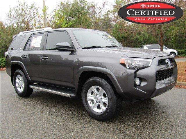 2015 toyota 4runner sr5 4x2 sr5 4dr suv for sale in tallahassee florida classified. Black Bedroom Furniture Sets. Home Design Ideas