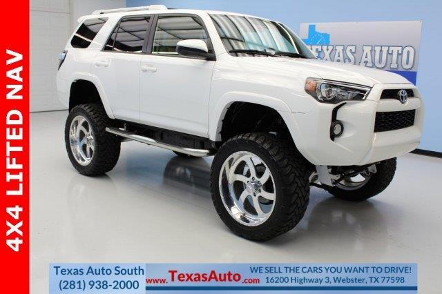 2015 Toyota 4runner Sr5 4x4 Sr5 4dr Suv For Sale In Fondren Texas