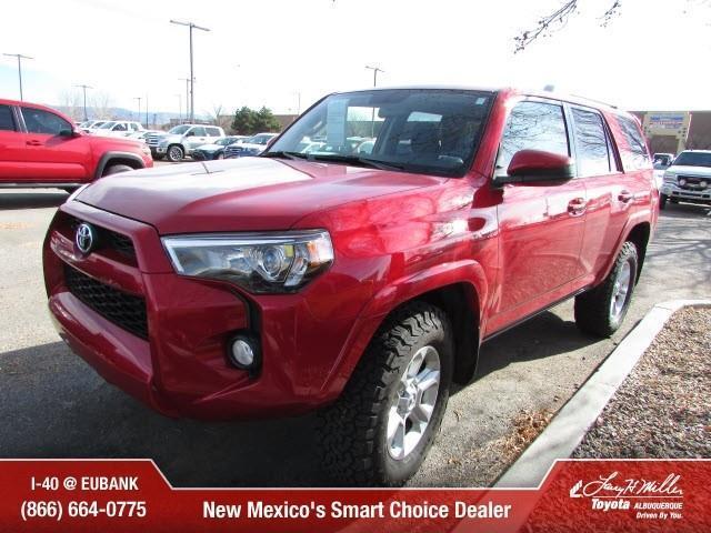 2015 toyota 4runner trd pro 4x4 trd pro 4dr suv for sale in albuquerque new mexico classified. Black Bedroom Furniture Sets. Home Design Ideas