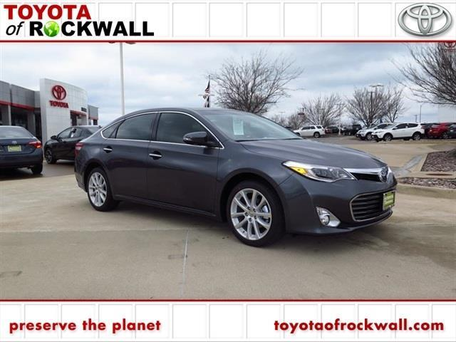 2015 toyota avalon for sale in rockwall texas classified. Black Bedroom Furniture Sets. Home Design Ideas