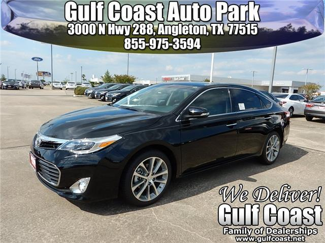 2015 toyota avalon for sale in anchor texas classified. Black Bedroom Furniture Sets. Home Design Ideas