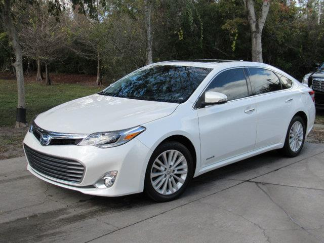 2015 Toyota Avalon Hybrid Limited Limited 4dr Sedan