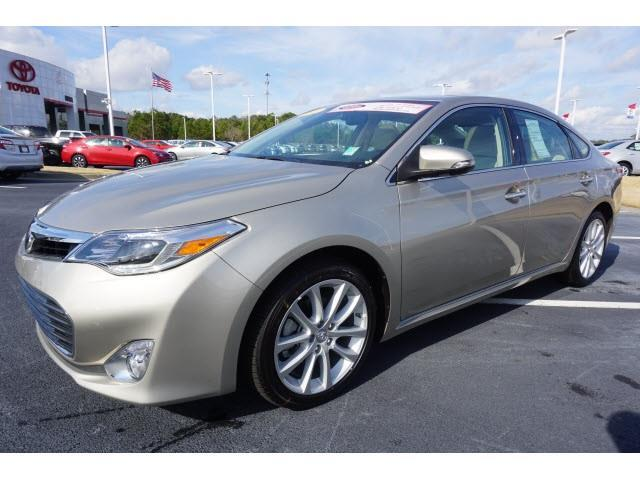 2015 toyota avalon limited limited 4dr sedan for sale in macon georgia classified. Black Bedroom Furniture Sets. Home Design Ideas