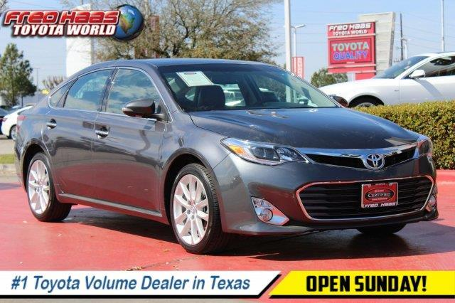2015 toyota avalon limited limited 4dr sedan for sale in rayford texas classified. Black Bedroom Furniture Sets. Home Design Ideas