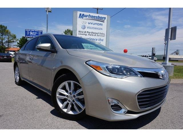 2015 toyota avalon limited limited 4dr sedan for sale in murfreesboro tennessee classified. Black Bedroom Furniture Sets. Home Design Ideas