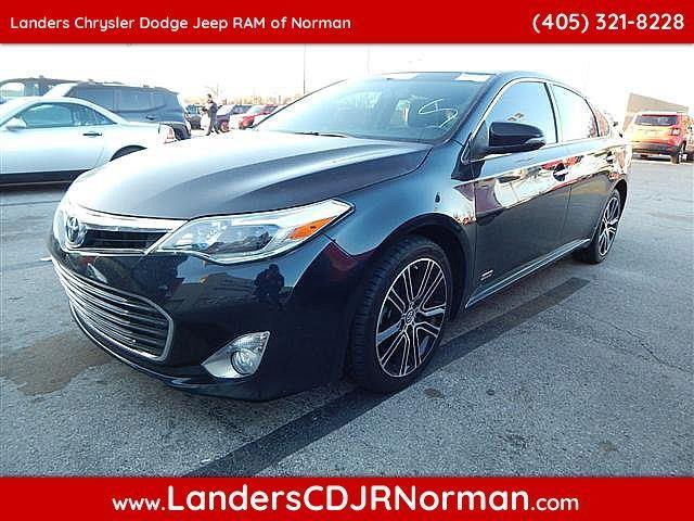 2015 toyota avalon xle touring xle touring 4dr sedan for sale in norman oklahoma classified. Black Bedroom Furniture Sets. Home Design Ideas