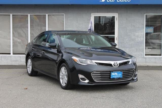 2015 toyota avalon xle xle 4dr sedan for sale in montgomery massachusetts classified. Black Bedroom Furniture Sets. Home Design Ideas