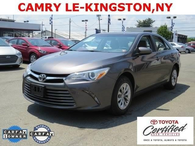 2015 toyota camry le le 4dr sedan for sale in eddyville new york classified. Black Bedroom Furniture Sets. Home Design Ideas