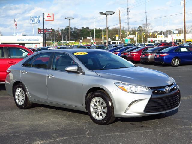 2015 toyota camry le le 4dr sedan for sale in montgomery. Black Bedroom Furniture Sets. Home Design Ideas