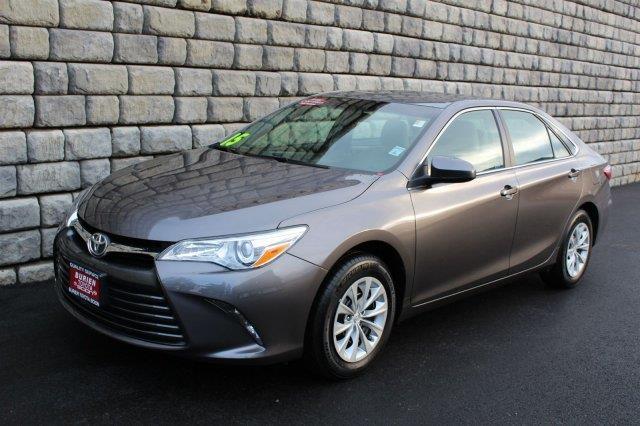 2015 Toyota Camry LE LE 4dr Sedan