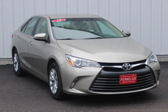 2015 toyota camry le le 4dr sedan for sale in cheboygan michigan classified. Black Bedroom Furniture Sets. Home Design Ideas