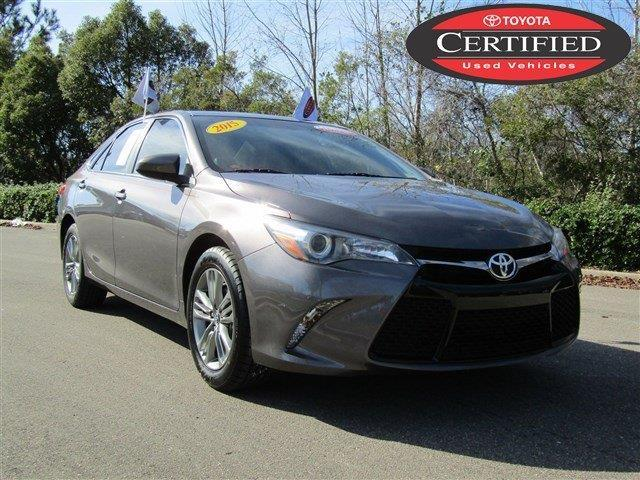 2015 toyota camry se se 4dr sedan for sale in tallahassee florida classified. Black Bedroom Furniture Sets. Home Design Ideas
