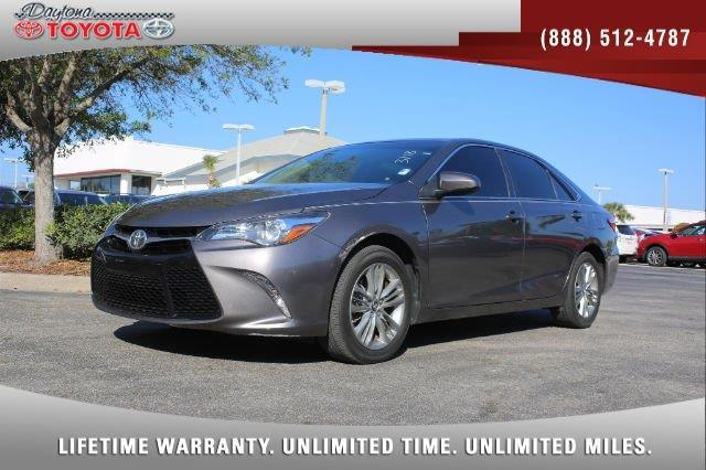 2015 toyota camry se se 4dr sedan for sale in palm coast florida classified. Black Bedroom Furniture Sets. Home Design Ideas