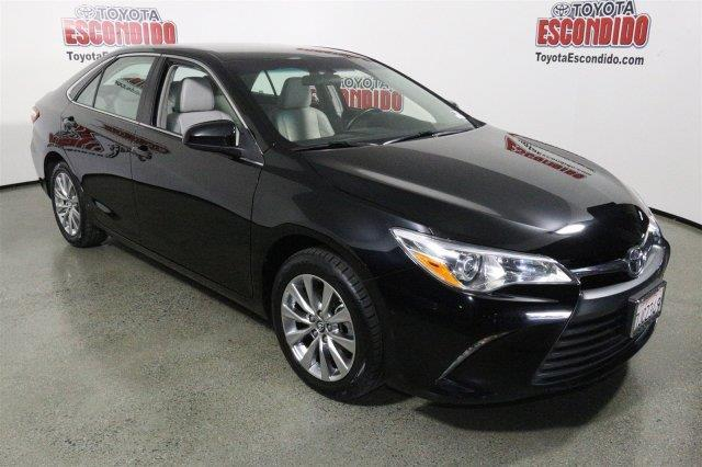 2015 toyota camry xle xle 4dr sedan for sale in escondido california. Black Bedroom Furniture Sets. Home Design Ideas