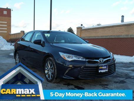 2015 toyota camry xse v6 xse v6 4dr sedan for sale in madison wisconsin classified. Black Bedroom Furniture Sets. Home Design Ideas