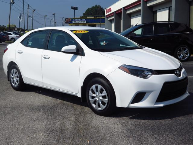 2015 Toyota Corolla L L 4dr Sedan 4a For Sale In