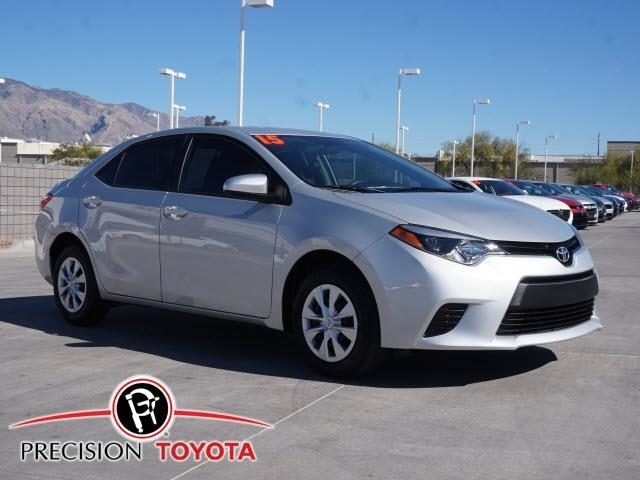 2015 toyota corolla l l 4dr sedan 6m for sale in tucson arizona classified. Black Bedroom Furniture Sets. Home Design Ideas