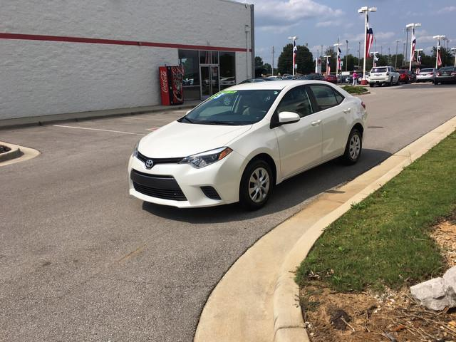 2015 toyota corolla le eco le eco 4dr sedan for sale in decatur alabama classified. Black Bedroom Furniture Sets. Home Design Ideas