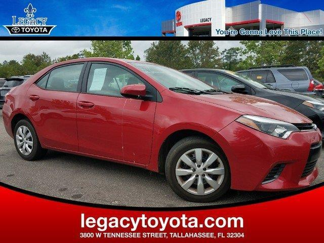 2015 toyota corolla le le 4dr sedan for sale in tallahassee florida classified. Black Bedroom Furniture Sets. Home Design Ideas