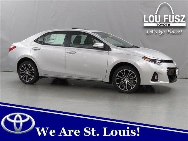 2015 toyota corolla s plus for sale in saint louis. Black Bedroom Furniture Sets. Home Design Ideas