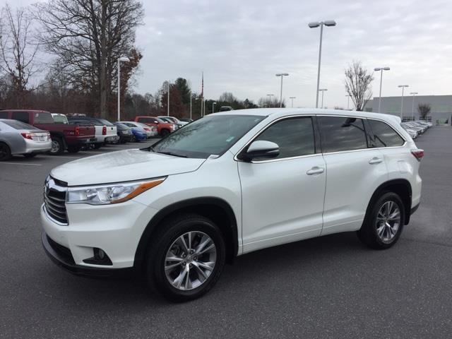 2015 Toyota Highlander LE AWD LE 4dr SUV for Sale in Hickory, North Carolina Classified ...