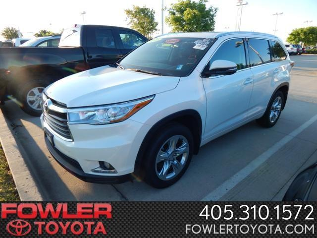 2015 toyota highlander limited awd limited 4dr suv for sale in norman oklahoma classified. Black Bedroom Furniture Sets. Home Design Ideas