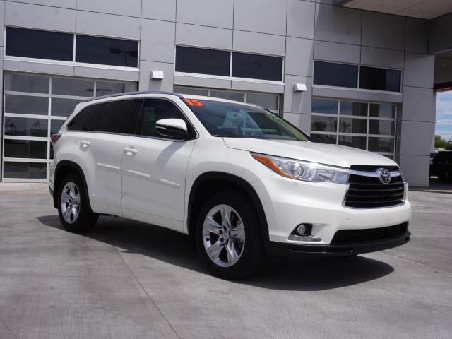 2015 toyota highlander limited awd limited 4dr suv for sale in tucson arizona classified. Black Bedroom Furniture Sets. Home Design Ideas