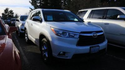 2015 Toyota Highlander Limited Platinum AWD Limited