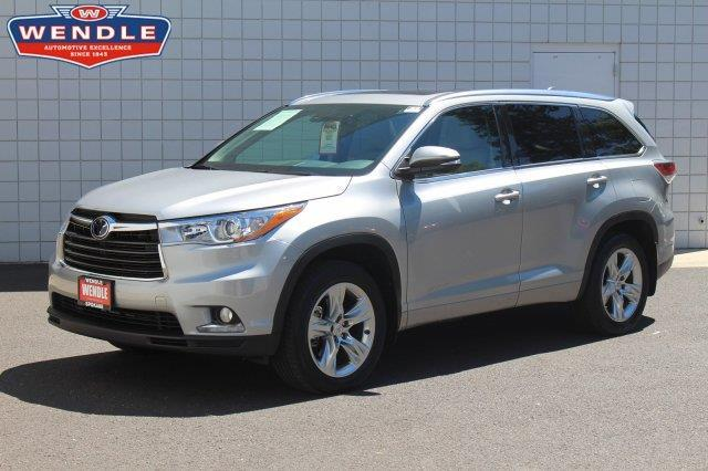 2015 toyota highlander limited platinum awd limited. Black Bedroom Furniture Sets. Home Design Ideas