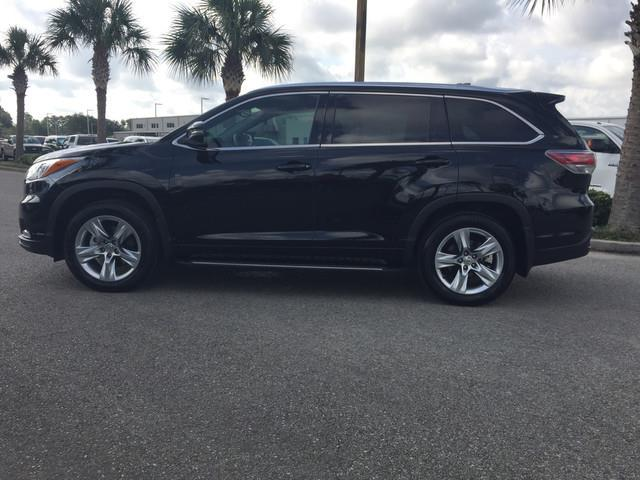 Toyota Lafayette La >> 2015 Toyota Highlander Limited Platinum AWD Limited Platinum 4dr SUV for Sale in Lafayette ...